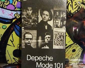 Depeche Mode 101 VHS