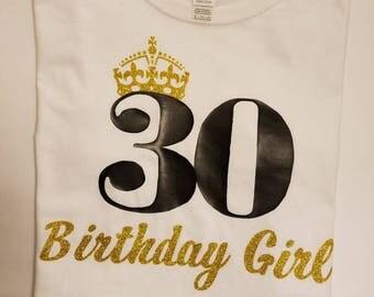 Birthday king/queen Shirt