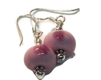 Boobead breastfeeding celebration earrings