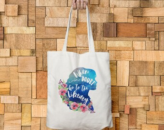 When In Doubt - Tote Bag