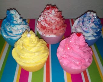 soapy frosting