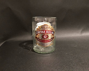 Chivas Regal Candle Scotch Whiskey Soy Candle. Made To Order !!!!!!! 750ML Bottle