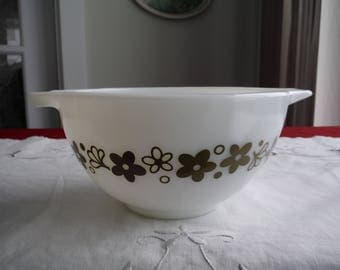 PYREX MIXING BOWL spring blossom, 1.5pt. #441