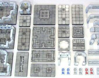 Basic Starship Interior Kit