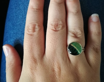 Extra small rings. 1.4 cm