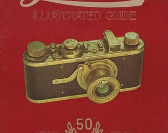 S Leica Illustrated Guide III M and Leicaflex Lenses, Accesssories & Special Models 1979 Book by James L Lager