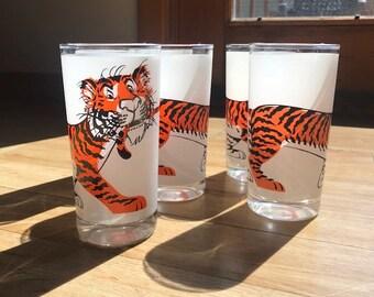 Tiger Print Glass