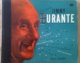 Jimmy Durante - The One and Only - rare edition (1946)