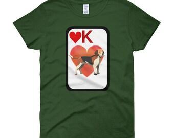 beagle mom t shirt - beagle - beagle t-shirt - beagle lover - dog lover - beagle gift - dog lover gift - beagle lover gift