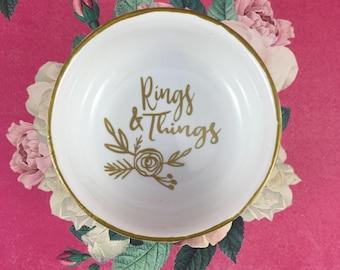 Rings & Things Ring Dish