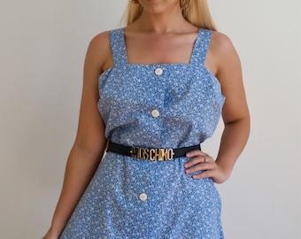 90's Vintage Summer Dress