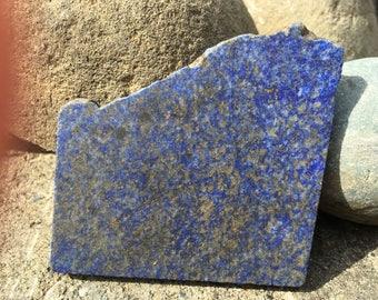Huge Raw Lapis Lazuli Slap