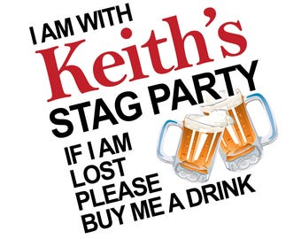 Stag party ideas