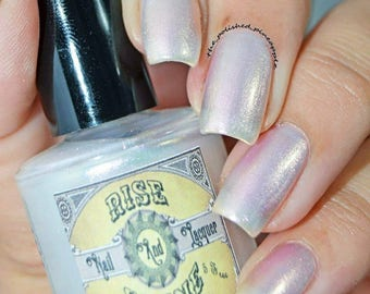 Oyster *Color Changing* Nail Polish or Top Coat