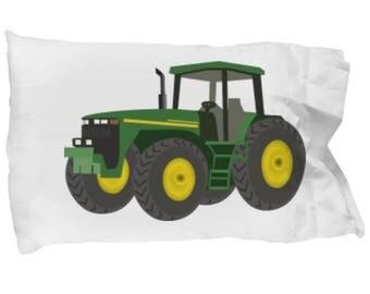 Tractor Bedding Etsy