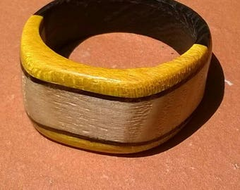 Wooden ring last piece
