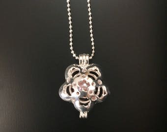 Flower Pearl Cage