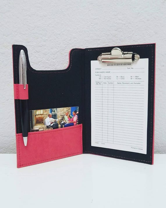 jw ministry organizer set field service organizer jw magazine holder jw record holder jw contact card holder pioneer gift publisher gift jw - Field Service Organizer
