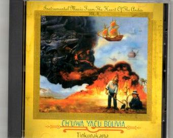 ch'uwa yacu bolivia, Andes Music, Tinkunakama, vol. 2, CD
