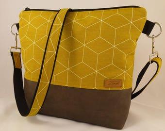 Shoulder crossover bag
