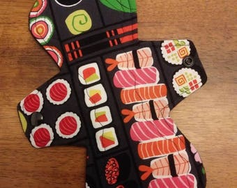 "9"" Sushi Cloth Pad"