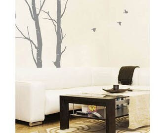 Lonely Tree Wall Decal Sticker