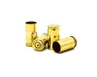 9mm Mixed head stamp brass cases