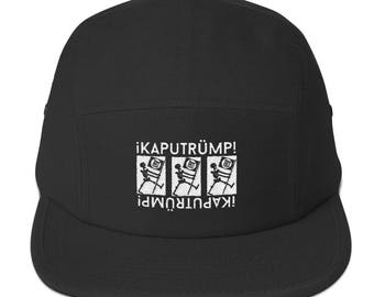 Kaput Trump Five Panel Cap