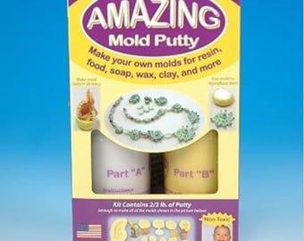 Amazing Mold Putty Kit - 2/3lb