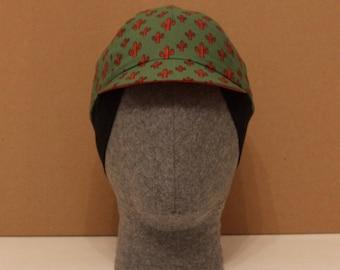Cactus winter cycling cap