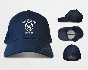 Ravenclaw Quidditch Baseball Caps Harry Potter Hat Ravenclaw Caps Tumblr caps