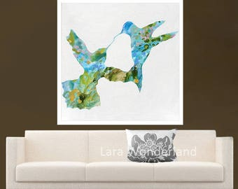 Abstract Painting, Original Modern Abstract Art Painting, Fine Art by Lara Wonderland