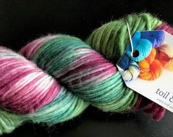 Toil & Trouble Merino Yarn