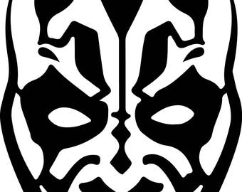 Star wars Svg Files Silhouettes Dxf Files Cutting files Cricut Silhouette