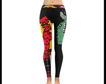 The Kaboom Leggings