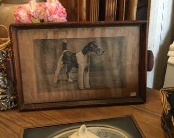 Terrier Artwork