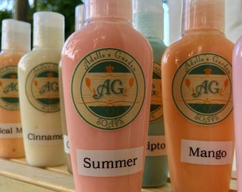 Summer Body Lotion