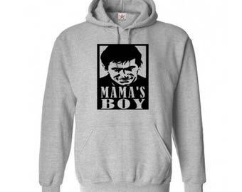 Psycho Norman Bates Mama's Bates Motel Alfred Hitchcock Unisex Hoodie Pullover Hooded Sweatshirt Many Sizes Horror Halloween Merch Massacre