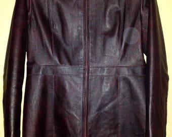 Jessica London - USA Lady's Leather Jacket/Coat
