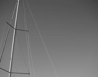 Negative Space Sail