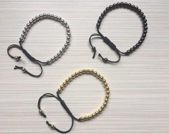 1 pcs Shamballa bracelet