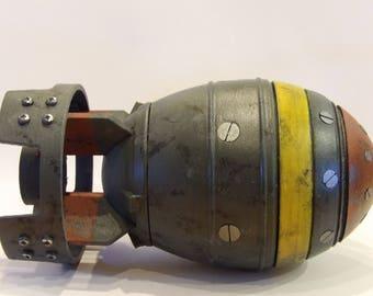 Mini Nuke Bomb - Storage box - Regular   Fallout inspired