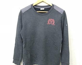 Rare !!! Vintage ELLESE Sweatshirt
