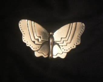Classic Laurel Burch Butterfly Brooch