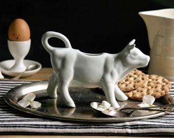 Vintage Cow Milk Jug or Creamer