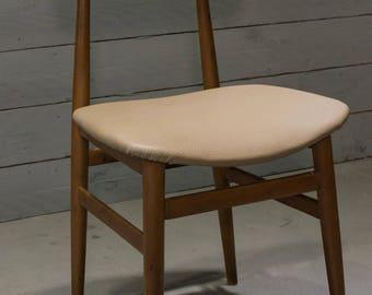 chair + stool 60 years