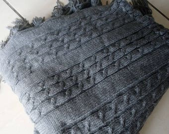 Plaid wool, wool blanket, blanket made wool blanket, weighted blanket, plaid, blanket