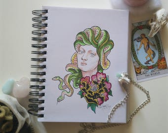 Medusa Artwork, tattoo design