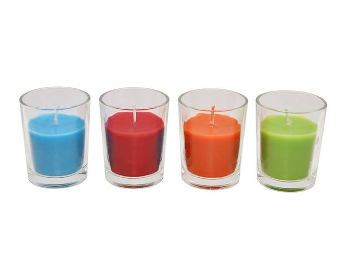 Citronella Candles SET of #
