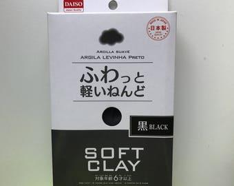 Black daiso soft clay